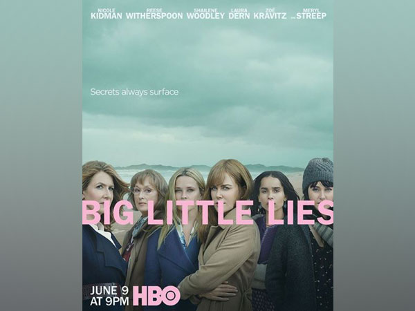 Poster of 'Big Little Lies' (Image courtesy: Instagram)