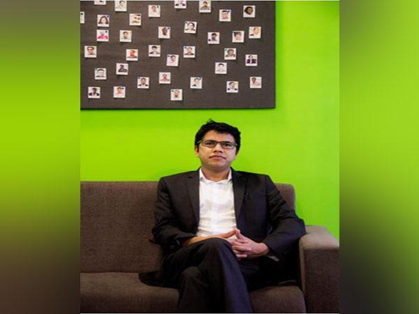 Suraj Singh Negi, CEO