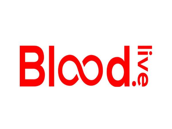 Blood.live logo