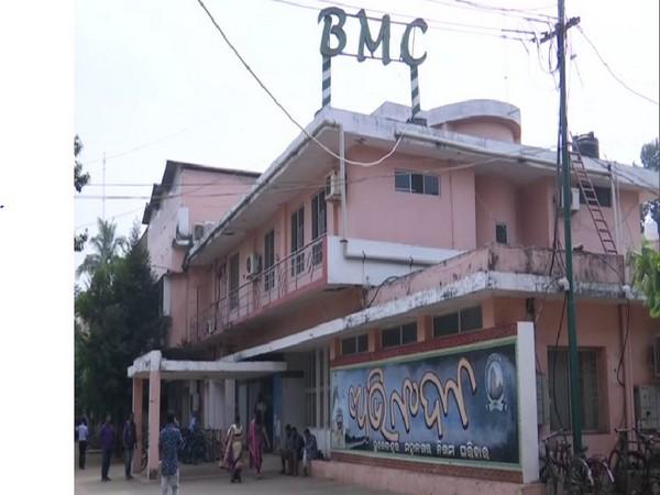 BMC office in Bhubaneswar. Photo/ANI