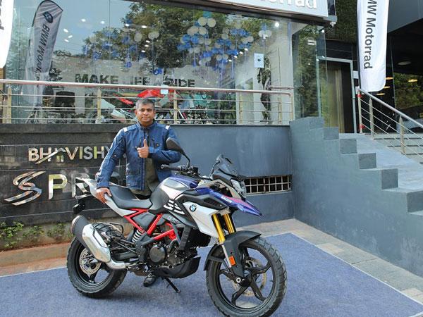 Sudarshan Ponraj, Dealer Partner, JSP Motorrad