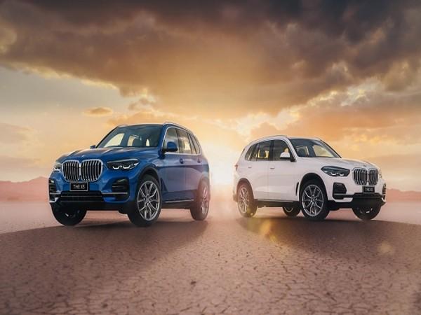 The new BMW X5 xDrive SportX Plus variants