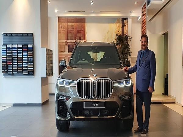 Sharad Kachalia, Dealer Principal, Navnit Motors