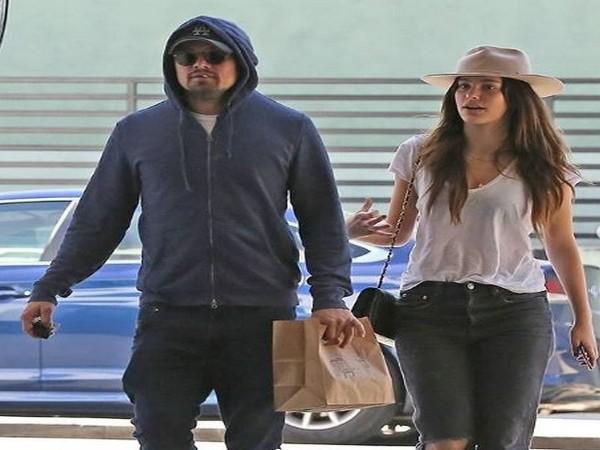 Leonardo DiCaprio with girlfriend Camila Morrone (Image courtesy: Instagram)