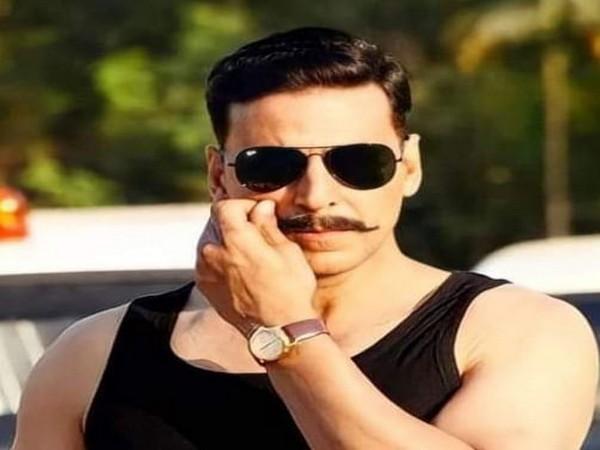 Akshay Kumar (Image source: Twitter)