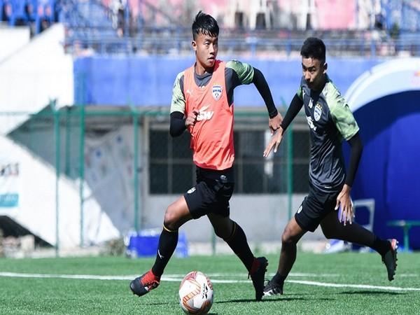 Bengaluru FC resumed training on Friday (Image: Bengaluru FC)
