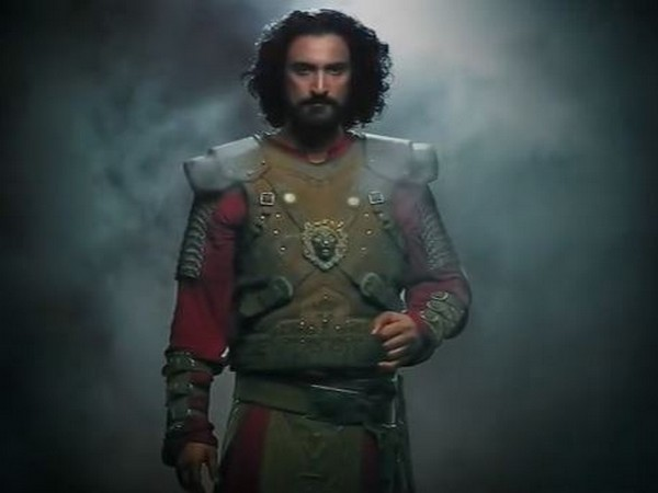 Kunal Kapoor as 'Badshaah' from 'The Empire' (Image source: Instagram)
