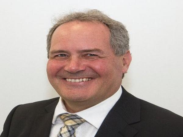 UK Parliamentarian Bob Blackman (Photo credit: Twitter)