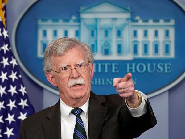 US NSA John Bolton