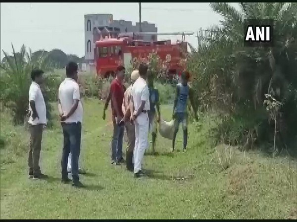 Eighteen bombs were destroyed after being seized in Durgapur city of Pashchim Bardhman district in West Bengal on Monday. Photo/ANI