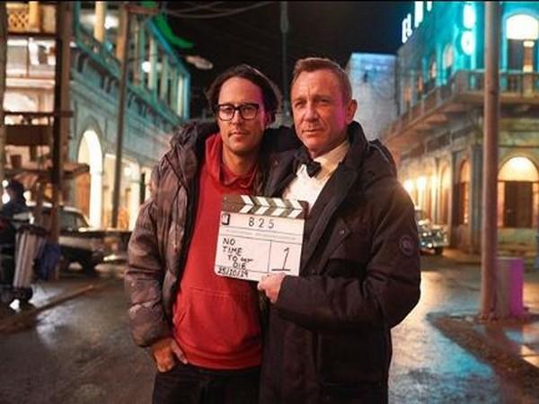 Daniel Craig and Cary Fukunaga