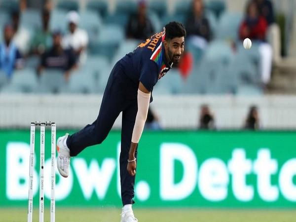 India pacer Jasprit Bumrah (Image: ICC)