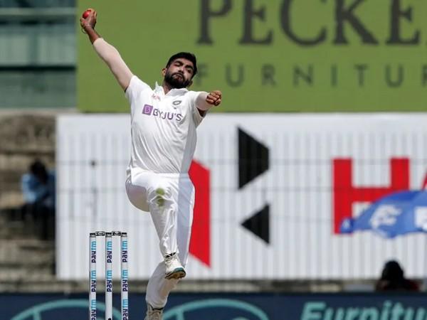 India pacer Jasprit Bumrah (Image: BCCI)
