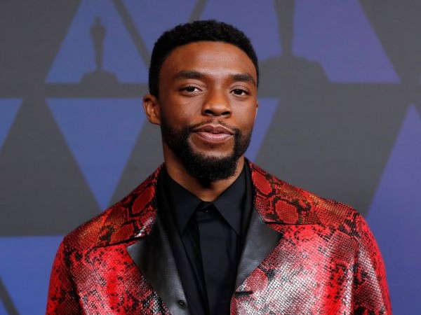 Late star Chadwick Boseman