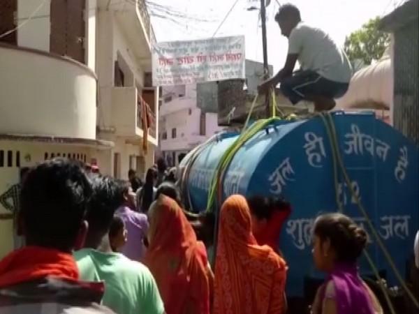 Locals of 'Nuniya Mollah' in Banda boycott voting due to water scarcity