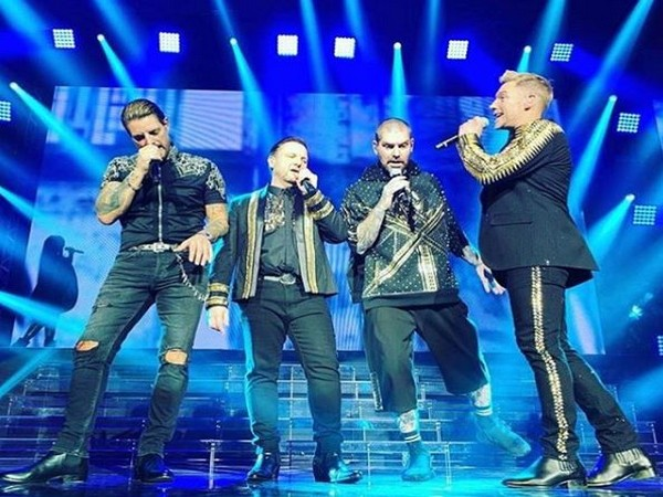 Members of Boyzone, Image courtesy: Instagram