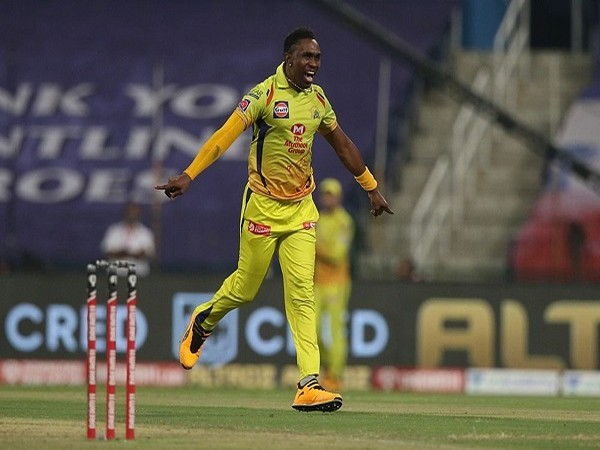 Chennai Super Kings all-rounder Dwayne Bravo (Image: BCCI/IPL)