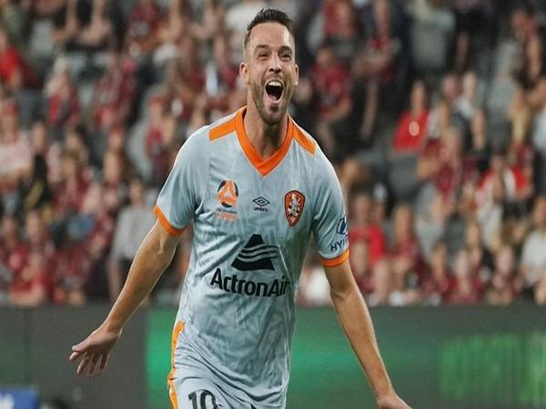 Australian midfielder Bradden Inman (Photo/ISL Twitter)