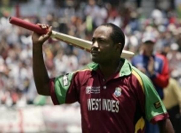 Former West Indies cricket player Brian Lara