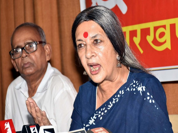 CPI(M) Brinda Karat (File Photo/ANI)