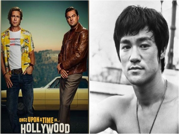 Poster of 'Once Upon a Time in Hollywood', Bruce Lee, Image courtesy: Instagram