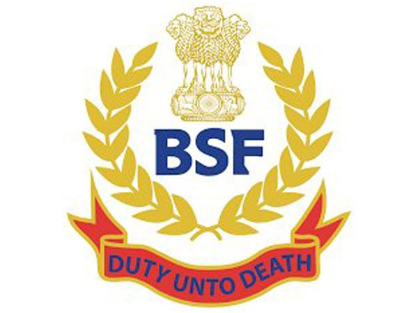 The Border Security Force's logo