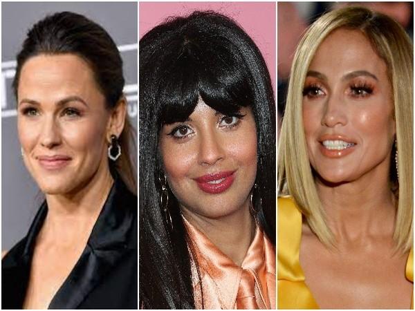 Jennifer Garner, Jameela Jamil, Jennifer Lopez (Image source: Instagram)
