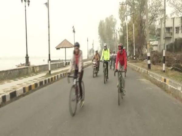Visual from Srinagar.