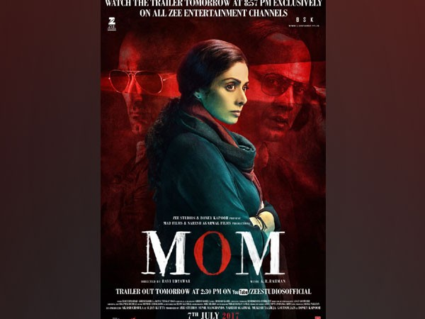 'Mom' film poster