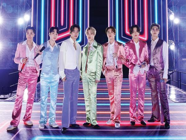 K-pop band BTS (Image source: Instagram)