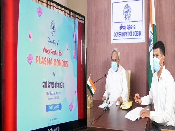 Chief Minister Naveen Patnaik on Tuesday inaugurated the second plasma bank of the state at Capital Hospital in Bhubaneswar and also launched a web portal for plasma donors.