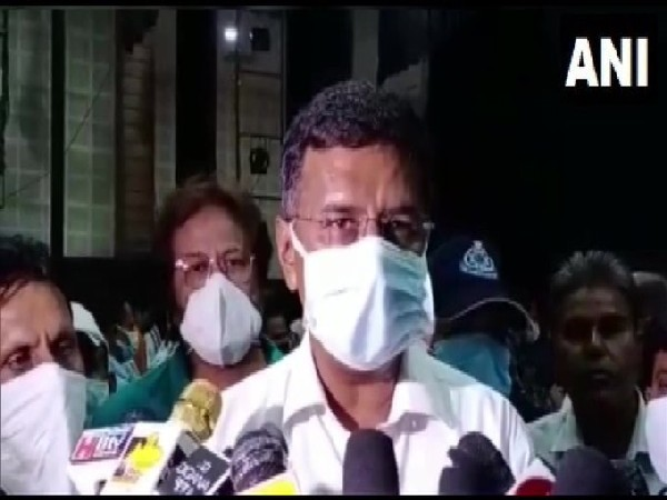 Indore District Collector, Manish Singh (Photo/ANI)