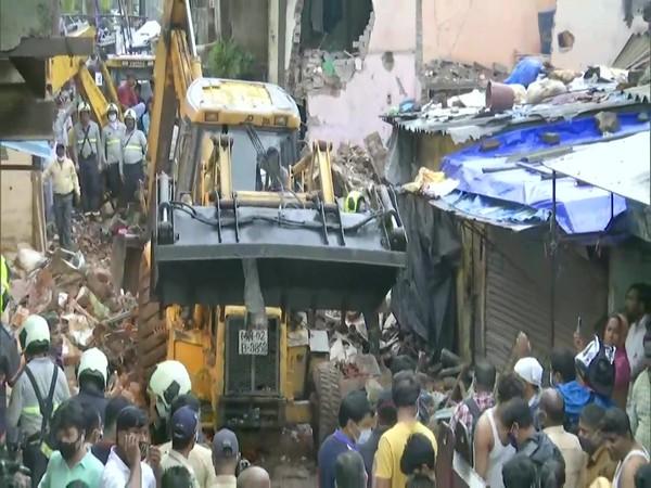 Visuals from Mumbai's Malvani (Photo/ ANI)