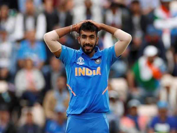 Indian pacer Jasprit Bumrah