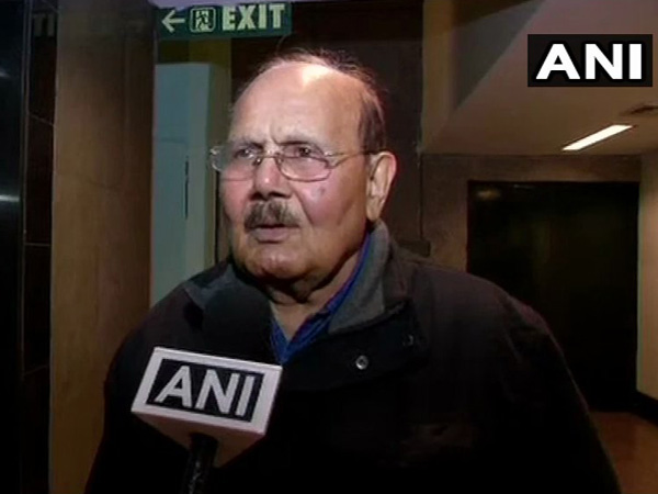 Environment Pollution Control Authority (EPCA) Chairman Bhure Lal (File Photo)