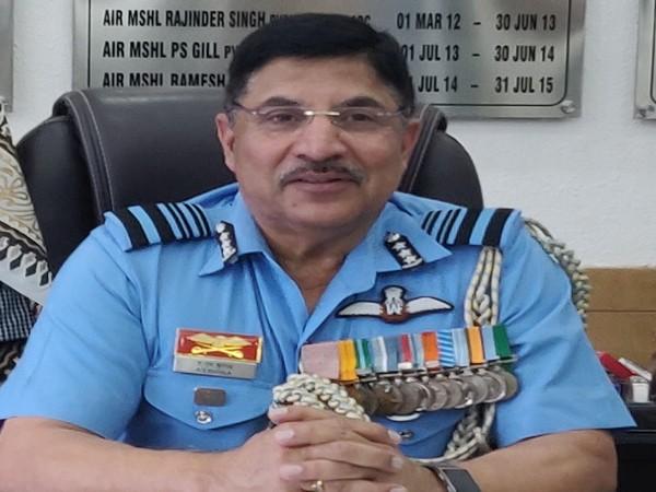 Air Marshal Arvindra Singh Butola (Photo/Press Information Bureau)
