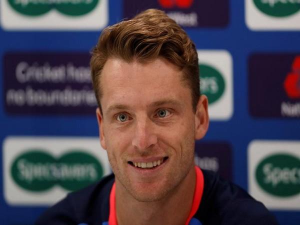 England's wicket-keeper batsman Jos Buttler