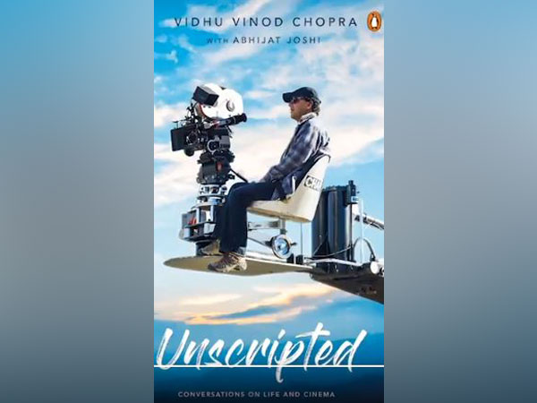 Cover Art of the book 'Unscripted'