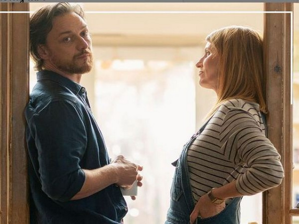 First look of James McAvoy, Sharon Horgan from 'Together' (Image Source: Instagram)