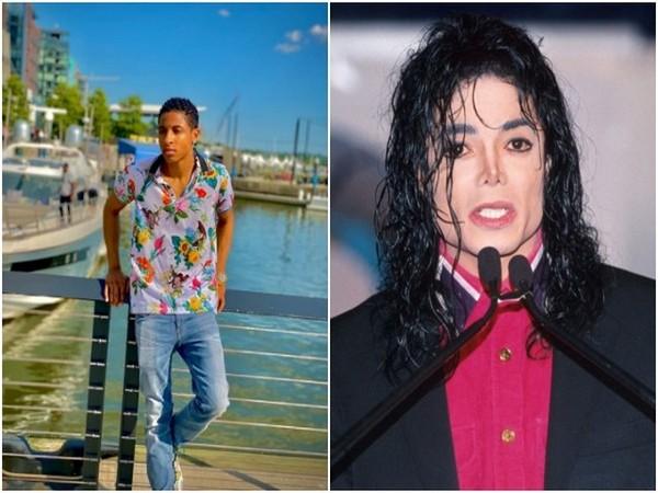 Myles Frost, Michael Jackson (Image Source: Instagram)
