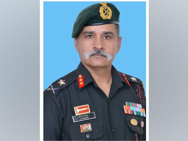 Major General JS Sandhu (Photo/ANI)