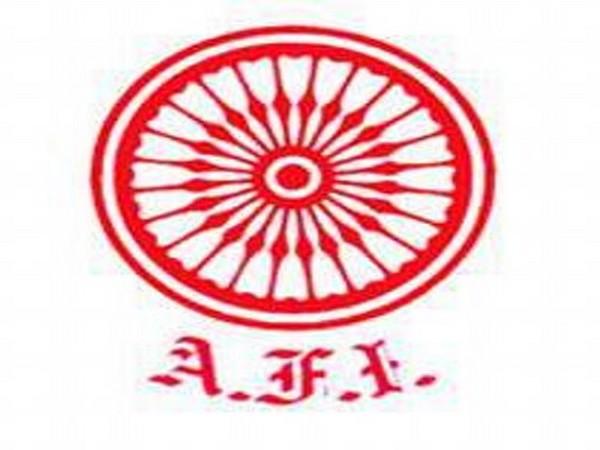 Athletics Federation of India logo