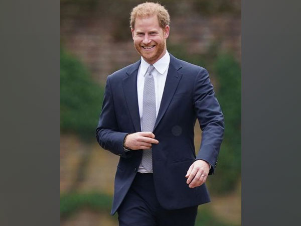 Prince Harry (Image Source: Instagram)