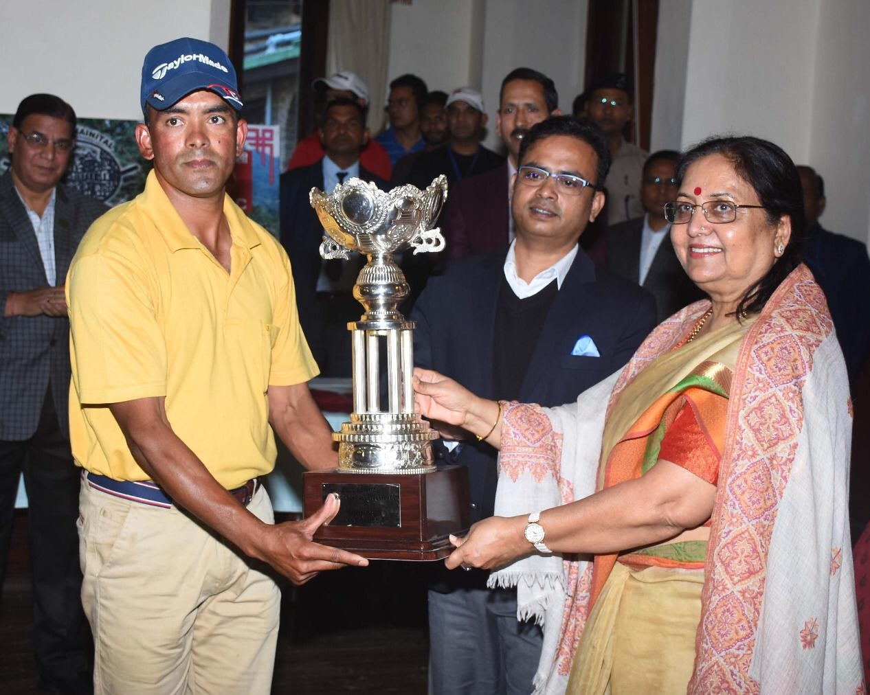 Nainital: 3-day Governor's Golf Cup comes to an end