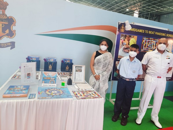 Visuals from the exhibition (Photo/ANI)