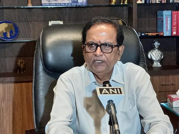 Satish Chandra Mishra, BSP National General Secretary (Photo/ANI)