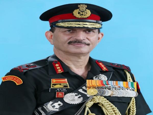 Lt Gen YK Joshi (File Photo)
