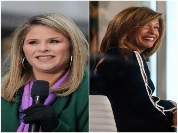 Journalists Jenna Bush Hager and Hoda Kotb (File photo)