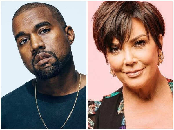 Kanye West, Kris Jenner (Image courtesy: Instagram)