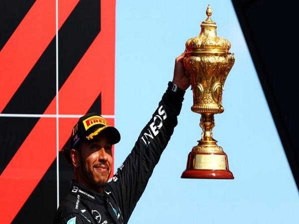 Mercedes' driver Lewis Hamilton (Photo/ Formula 1 Twitter)